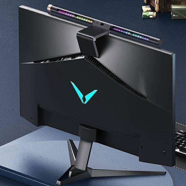 USAMS Lampka LED na monitor Starry Serie s czarny/black ZB224PMD01 (US-ZB224)