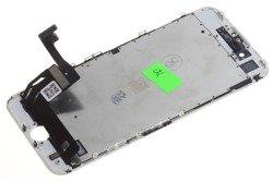 WYŚWIETLACZ APPLE iPhone 7 BIAŁY Grade B Z Wadą Szkła LCD Oryginalny Dotyk