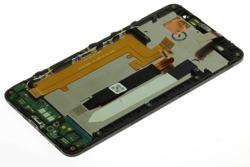 WYŚWIETLACZ LCD Dotyk Nokia Lumia 1320 Czarny Grade A