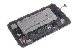 WYŚWIETLACZ SAMSUNG TAB 3 Kids T-2105 Grade C Biały LCD Oryginalny
