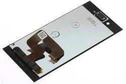 WYŚWIETLACZ SONY Xperia XZ1 Czarny Grade A LCD Dotyk Oryginalny