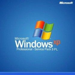 Windows XP Professional SP3 Dla Komputerów Zregenerowanych RRP